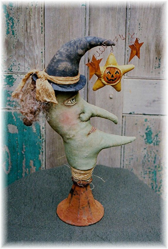 The Country Cupboard Primitive Folk Art by CountryCupboardPrims, $7.00