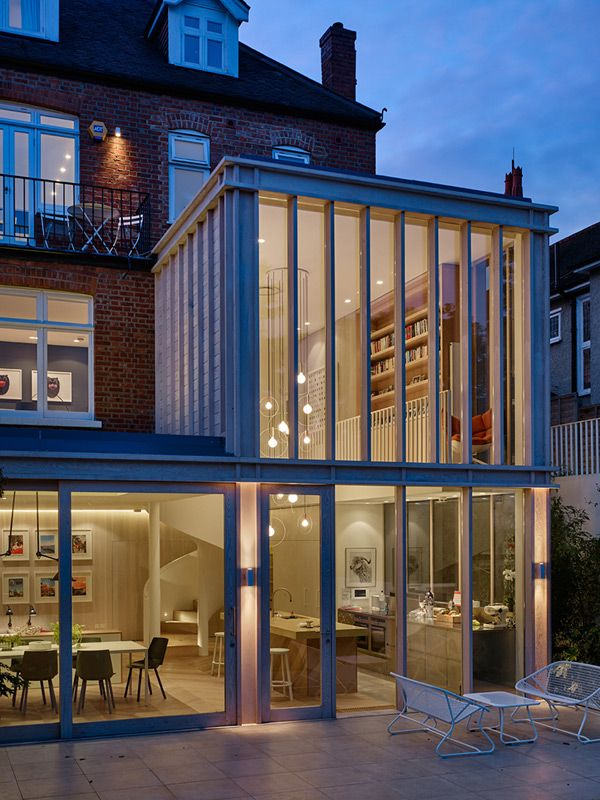 Refurbished beach house exterior | Andy Martin Architects
