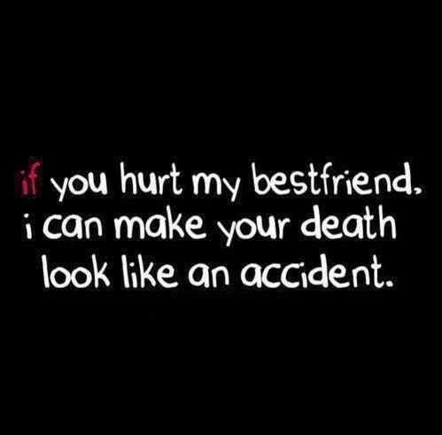 Best Friend Quotes | Funny, cute or deep quotes about friends ...