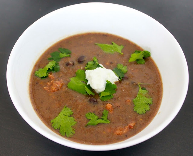 Basic Bean Soup Recipe — Dishmaps
