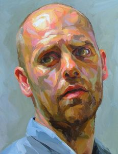 362 best images about painting i portraits on pinterest for Atlanta oil painting artists