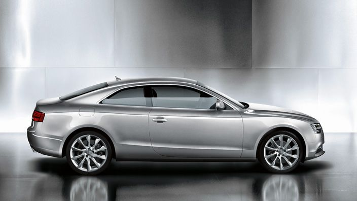 This Audi A5 coupe is gonna be mine..