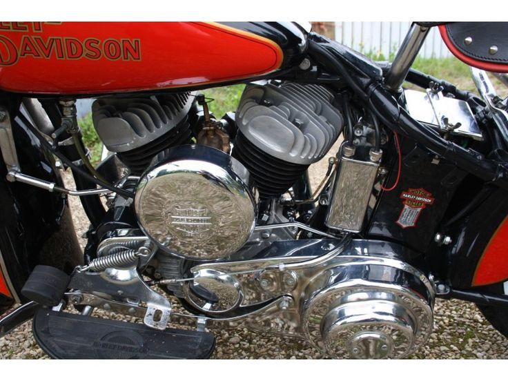 Harley Davidson: 73 Best Harley Davidson 1943 WLA / WLC 750 Images On