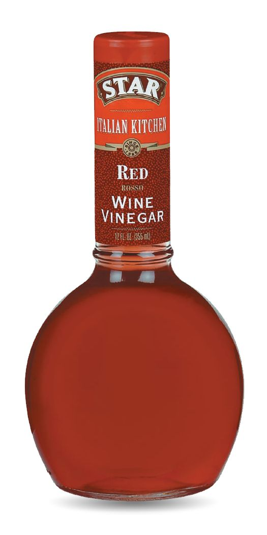 As the name implies, red wine vinegar is made from red wine, though the final product is nonalcoholic. The vinegar is acidic and is often used in salad dressing and marinade recipes. Beyond the trace amounts of certain nutrients, red wine vinegar offers a variety of other potential health benefits.