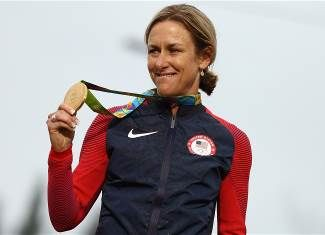 Medal - Armstrong, Kristin - Cycling Road - United States - Women's Individual Time Trial, Women's Road Race