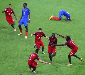 A dull final was decided deep into extra time as Éder struck the winner. Joy unconfined for Portugal, despair for hosts France