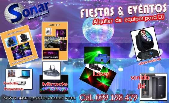 ALQUILER DE SONIDO Y LUCES EN MALDONADO Y PUNTA DEL ESTE - SONAR PRODUCCIONES  Alquiler de equipos para  DJ / BANDAS en Maldona ..  http://maldonado-city.evisos.com.uy/alquiler-de-sonido-en-maldonado-y-punta-del-este-id-277352