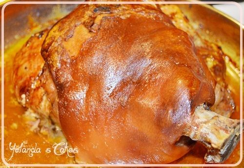 Pork Shoulder Picnic Roast