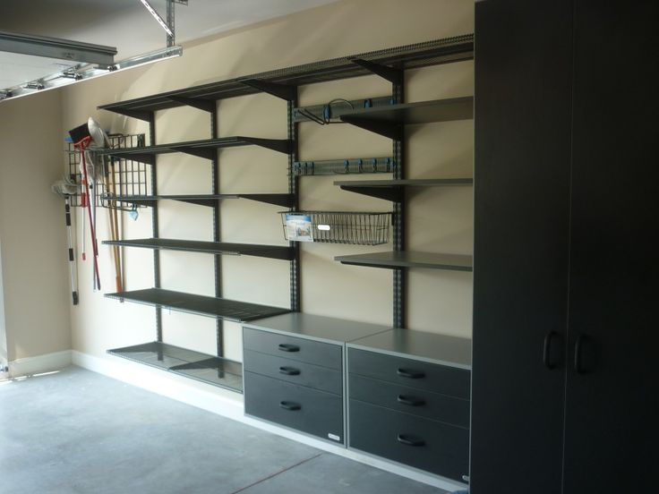 Small Spaces Bunnings Garage Storage Solutions In 2019