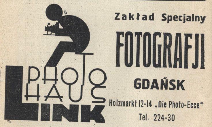 #wyszukane #ogłoszenia #ogloszenia #reklama #photohaus #gdansk #gdańsk #danzig #gazety #przedwojenne