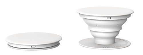 PopSockets: Expanding Phone Stand and Grip - Works with all Smartphones Including iPhone and Galaxy (Single PopSocket, White-White-White) - topcellulardeals.... What Are PopSockets? PopSockets are expanding grips and stands that attach to most phones, tablets, and cases. Add a single PopSocket, or a pair