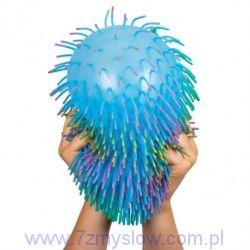 Duża piłka z włosami