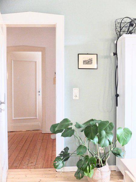 die besten 25 wandfarbe gr n ideen auf pinterest gr ne wandfarbe gr ne schlafzimmer farben. Black Bedroom Furniture Sets. Home Design Ideas