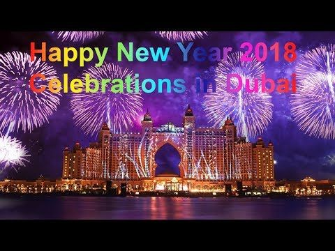 This video is for all those people all over the world who are anxiously waiting for watching happy new year 2018 celebrations in Dubai. This video contains one of the best celebrations done on burj khalifa, burj al arab,jumeriah the palm and Atlantis the palm. These celebrations can be shared...
