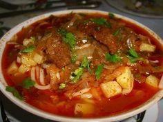 Веб Повар!: Лагман - узбекский густой суп - простое в приготовлении и аппетитное блюдо!