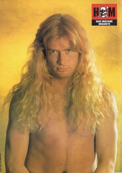 54 best Must Be Mustaine images on Pinterest | Megadeth ...