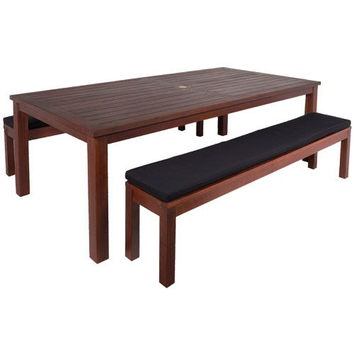 Exceptional Lucca 3 Piece Bench Setting   Mitre 10. Pool TableLucca3 PieceOutdoor ... Part 26