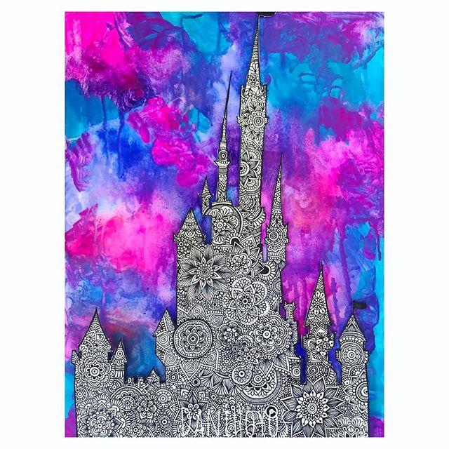 39 Best Images About Dani Hoyos On Pinterest Disney Zentangle Art Ideas And Tes