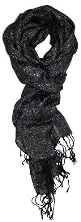 Ted and Jack - Hollywood Dreams Sparkling Metallic Scarf