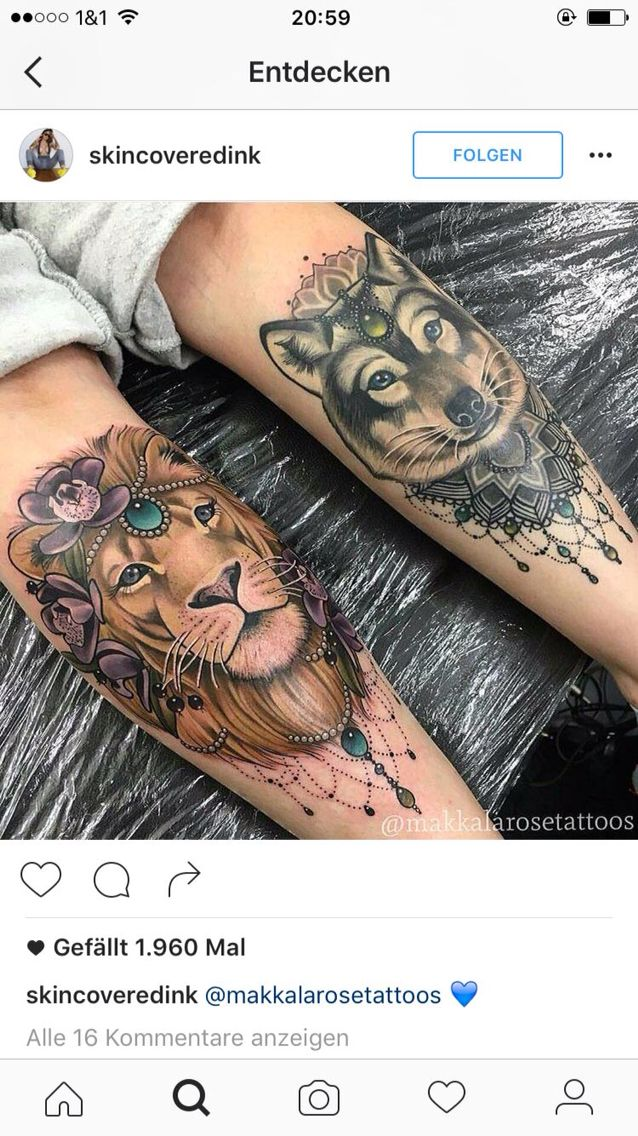 NEED THE LION                                                                                                                                                                                 More