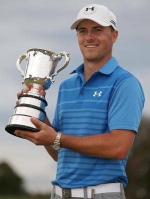 Jordan Spieth Wins The 2014 Australian Open In 1st Trip #DownUnder!  - Yahoo Sports