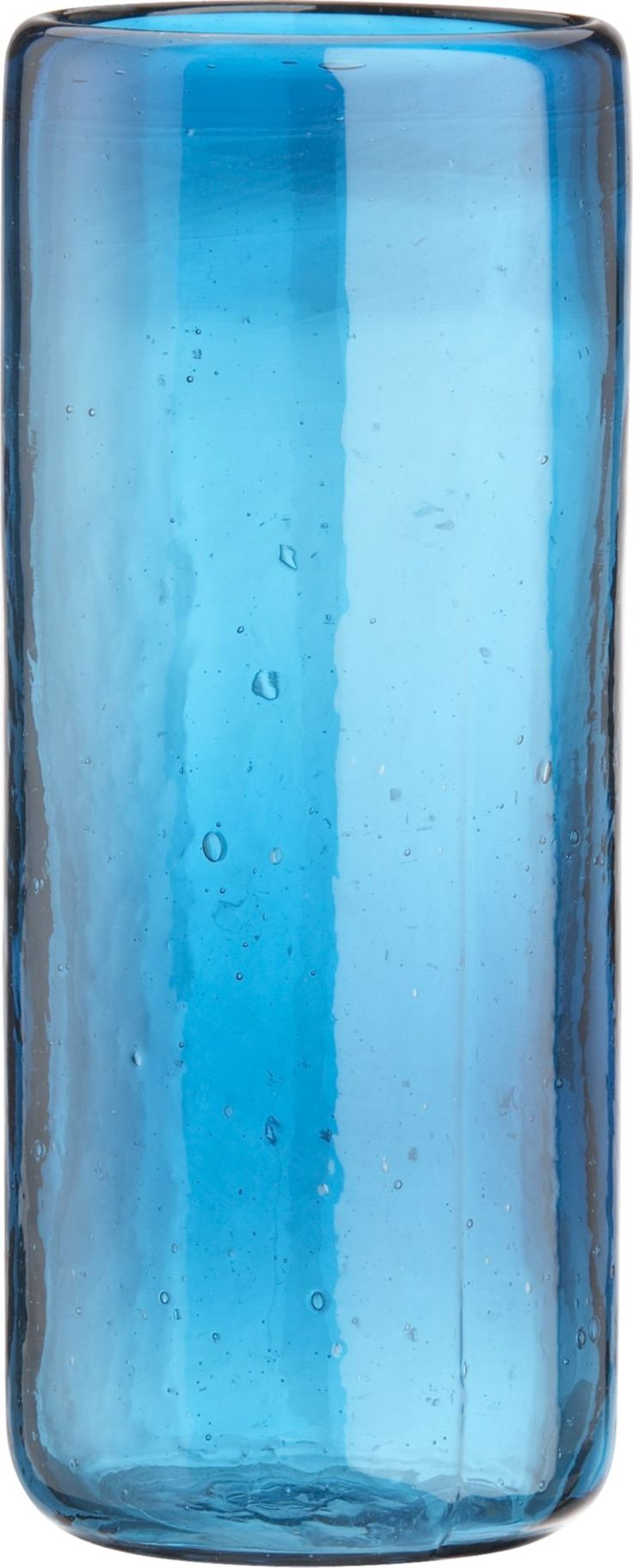 Salud Tall Drink Glass  | Crate and Barrel