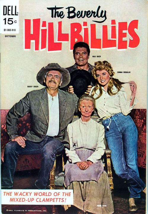 The Beverly Hillbillies #19, October 1969