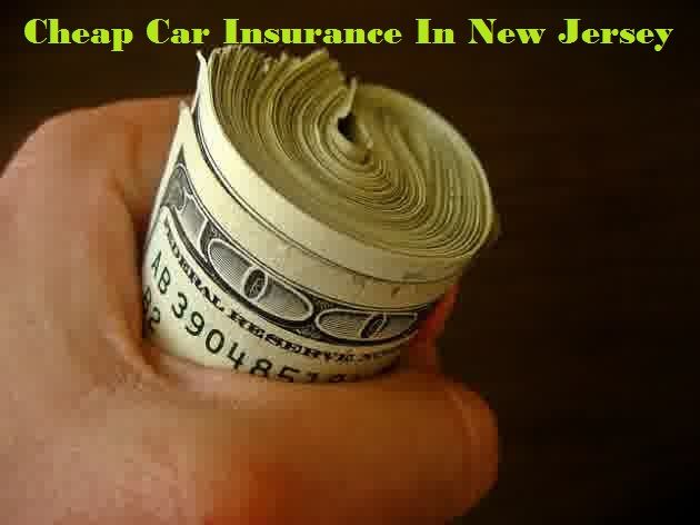 Cheap Car Insurance In New Jersey