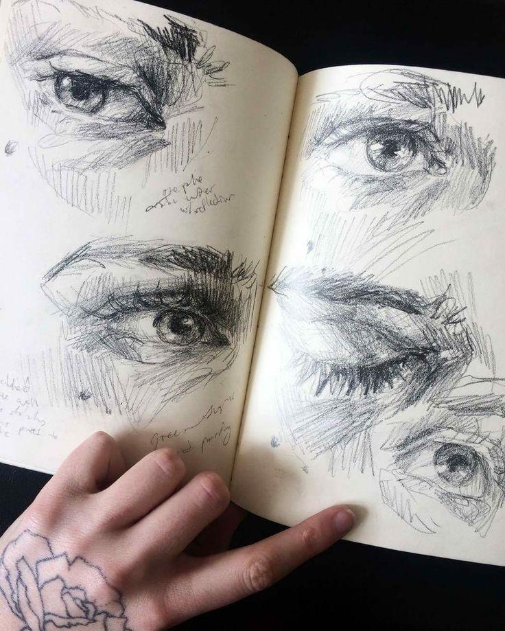 Крутые идеи для рисунков карандашом для начинающих