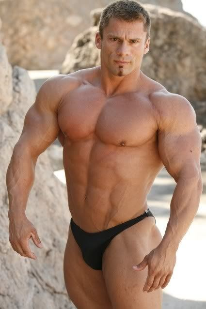 Beach Bodybuilder Bodybuilders Pinterest Bodybuilder