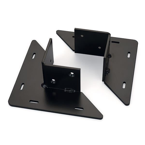 Buy Woodriver Table Leg Brackets 3 1 2 Quot For One Leg At