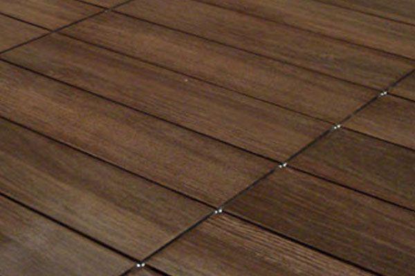 Easy Wood Wenge gulvflise - Køb den billigt online.
