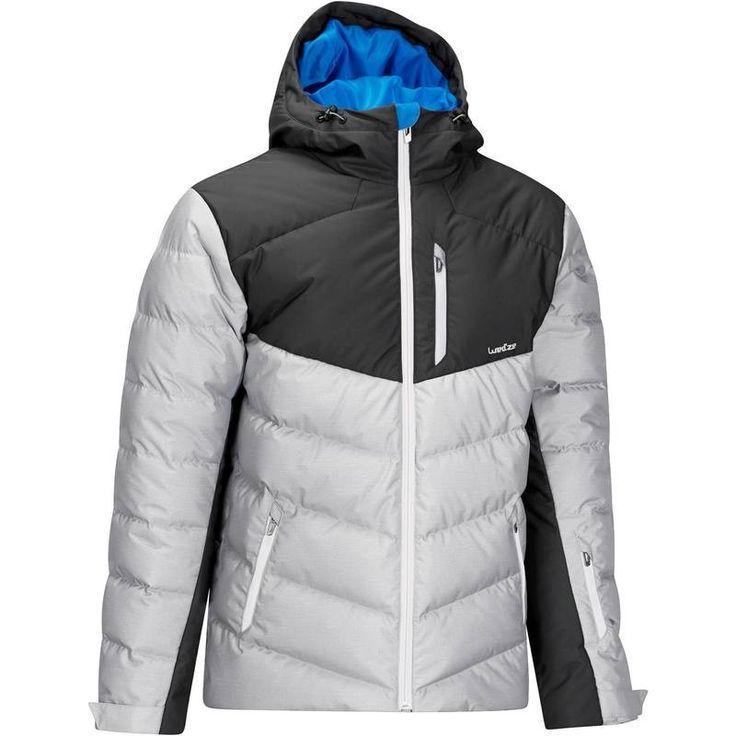 SKI SNOWBOARD LUGE Ski, Snowboard - VESTE SKI HOMME SLIDE 500 WARM WED'ZE - Vêtements de ski adulte