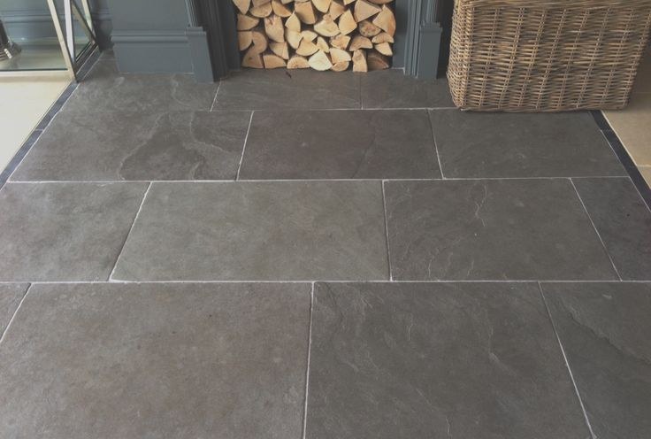 Rustic and warm, Ashton Grey Limestone Flagstones are perfect for creating really rustic feel and are a really practical option for high traffic areas such as entrances, corridors and spectacular farmhouse kitchens