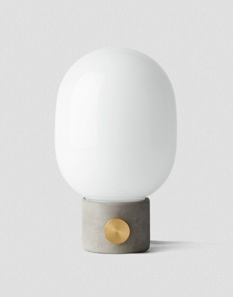 JWDA Concrete LampJWDA Concrete Lamp designed by Jonas Wagell for Menu. Via RIAZZOLI.