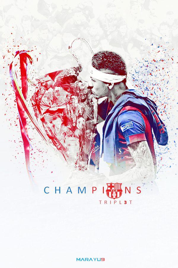 Congrats for FC Barcelona!
