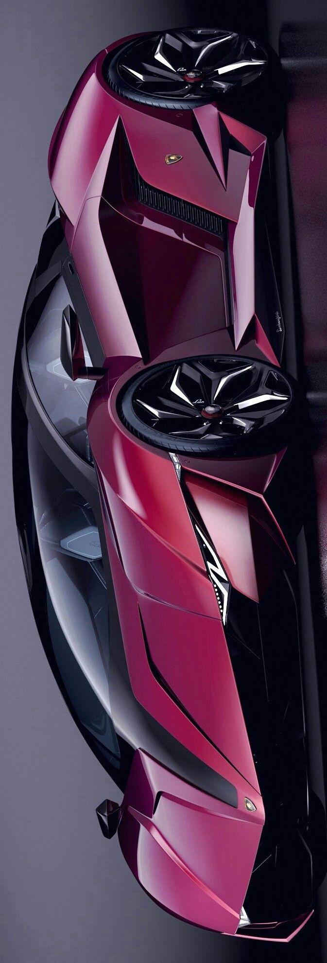 Lamborghini Resonare Concept