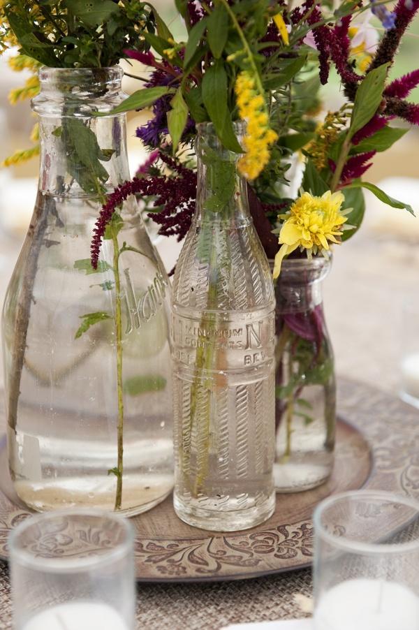 Best images about bottles jars centerpieces decor