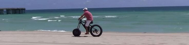 Fat Tire Electric Bicycle - Fat Tire Bike, Fat Tire Bike Tours, Electric Bikes For Sale