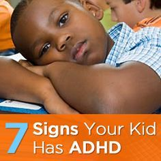 Does my child have ADHD?       Attention Deficit Hyperactivity Disorder (ADHD) is a complex mental health disorder that can affect a child's success in school and with interpersonal relationships