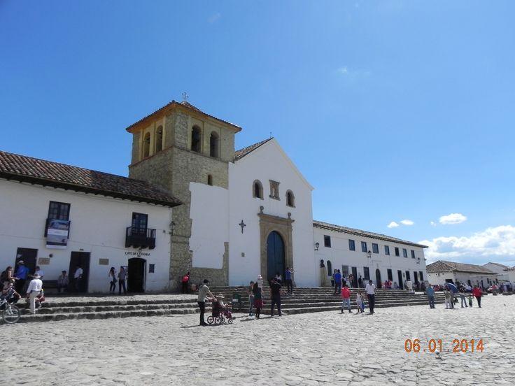 Colombia tierra querida. Villa de Leyva, Boyacá