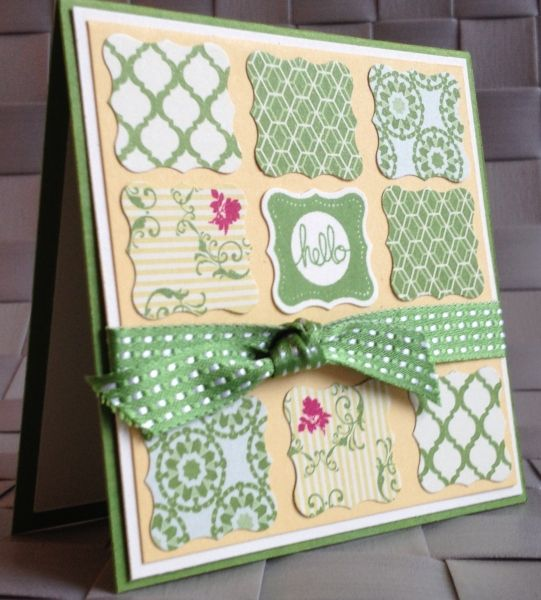 Pretty Petites set with Print Poetry Paper Stack (sp. 2012)
