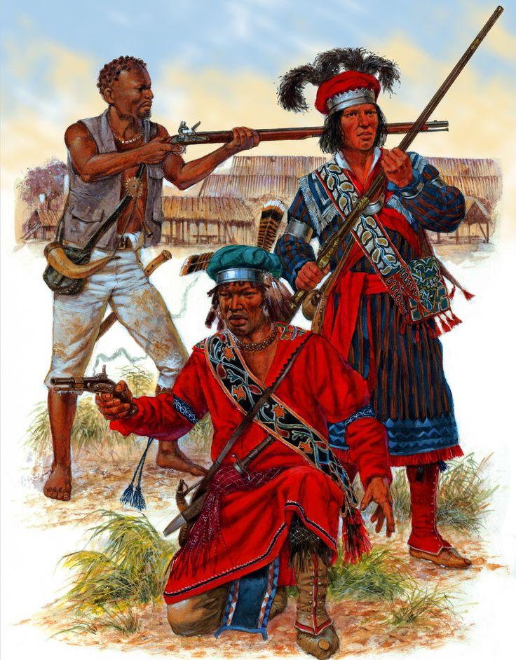 The Seminole Wars 1818–58