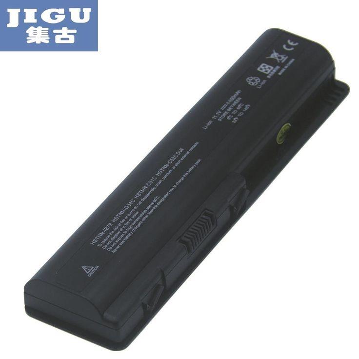 JIGU 6 cell 4400mah High-capacity Battery For HP Pavilion DV4 battery HSTNN-IB72 HSTNN-LB72 HSTNN-LB73 #Affiliate
