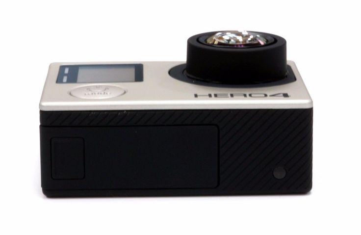 GoPro 4 Black PeauPro82 3.97mm (22mm) f/2.8 Non Fish Eye Lens.