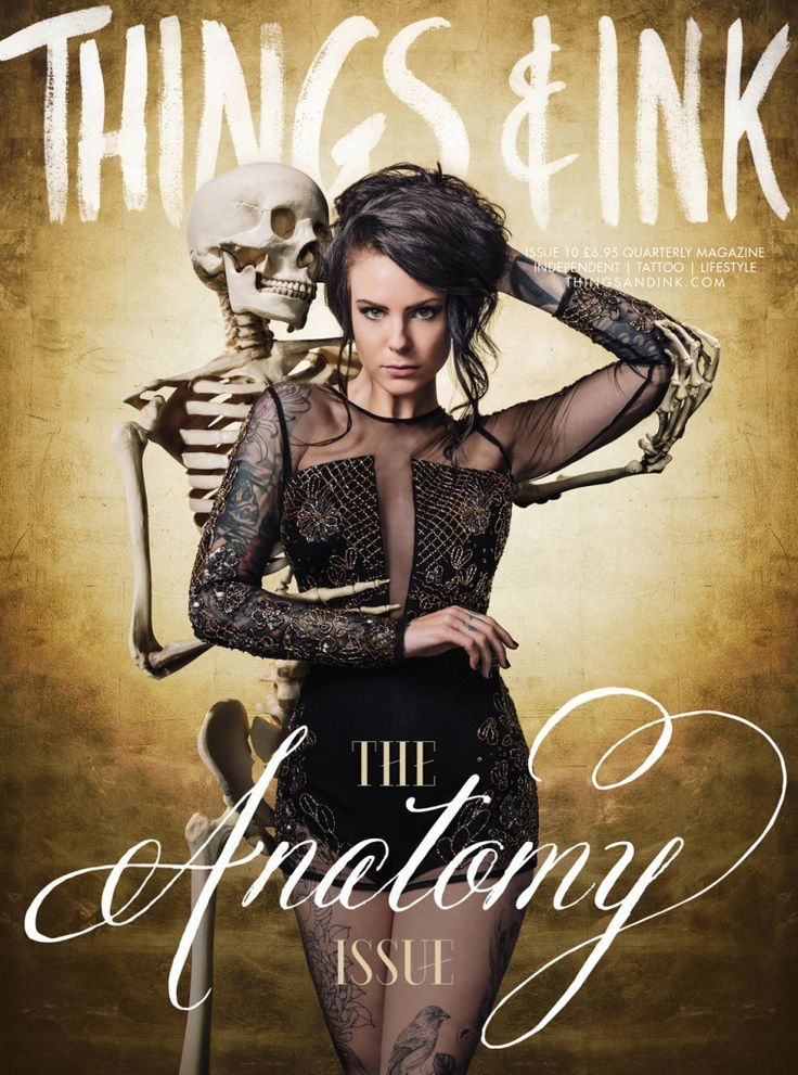 14 best Things and Ink front covers images on Pinterest | Inked ...