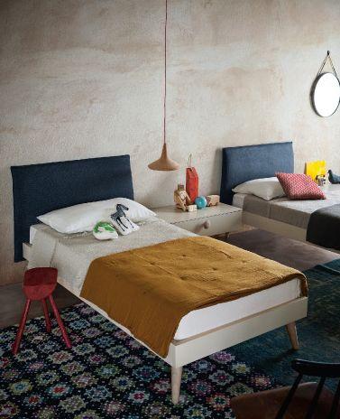 Nidi Linea camerette   Design by Battistella via Designperbambini.it