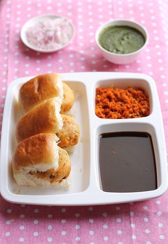 Vada Pav Recipe, How to make Mumbai Vada Pav Recipe