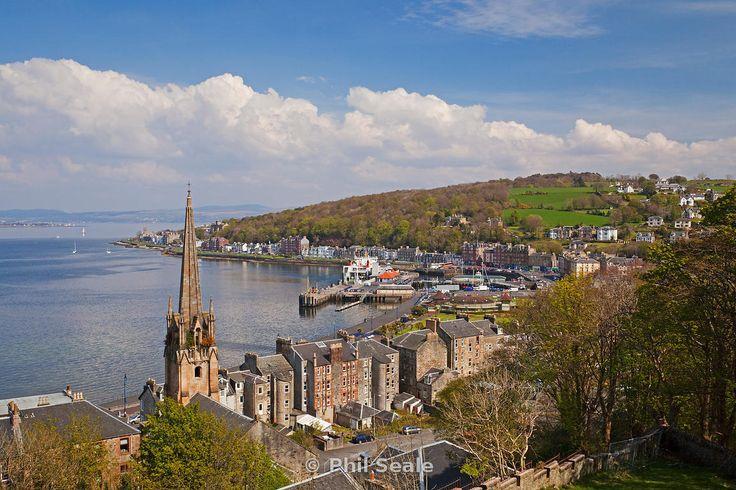Rothesay, Isle of Bute, Argyll and Bute, Scotland, United Kingdom