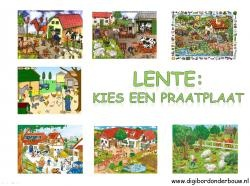 Praatplaten Lente http://digibordonderbouw.nl/index.php/themas/lente/lentedigibordlessen